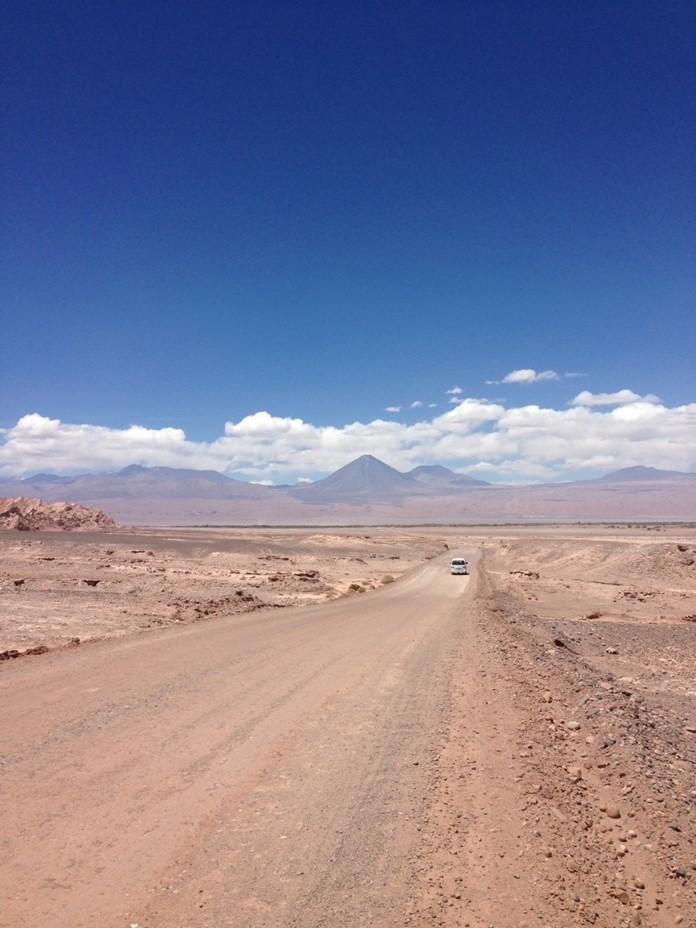 Atacama Çölü hakkında bilgi.