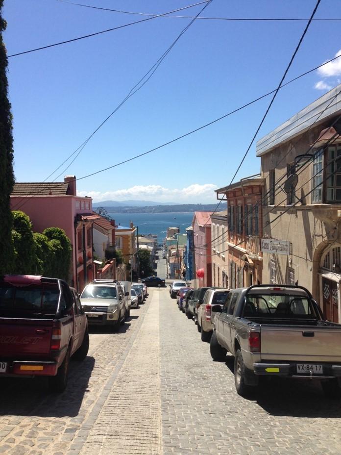 Şili'nin Başkenti Santiago de Şili hakkında bilgiler.