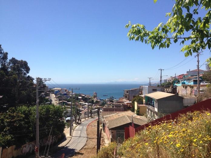 Pasifik'in kıyısındaki şehir: Vina del Mar