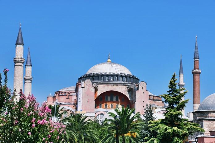 Ayasofya Cami, İstanbul