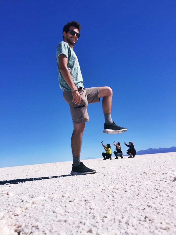 Bolivya Salar de Uyuni Tuz Gölü hakkında bilgiler.