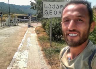 Ermenistan'a Nasıl Gidilir? Türk pasaportu ile Ermenistan sınır geçişi.
