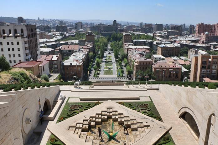 Ermenistan'a Nasıl Gidilir? Tiflis'ten Erivan'a Nasıl Gidilir?