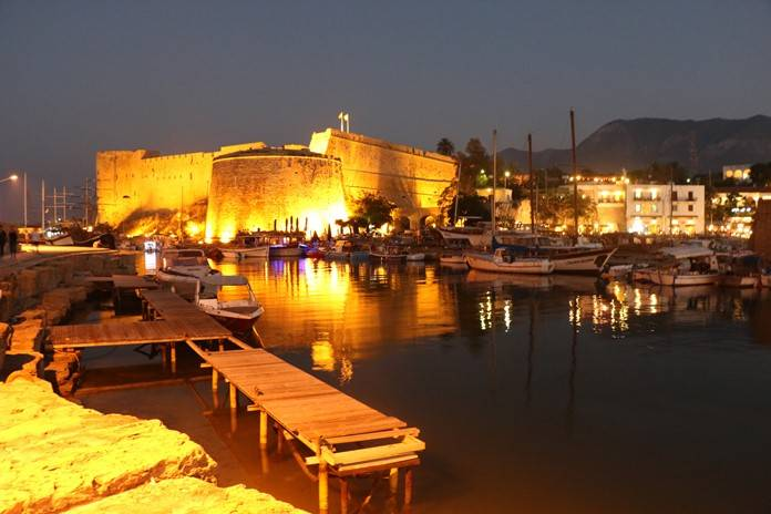 Girne Kalesi, Kıbrıs