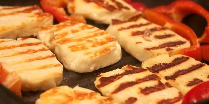 Kıbrıs Hellim Peyniri