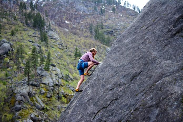 Kaya Tırmanışı İçin Kamp Malzemeleri