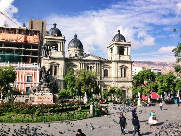 La Paz Meydanı ve Lapaz Hakkında detaylı bilgiler.