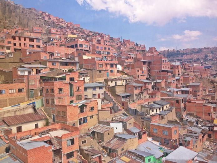 La Paz nerede? La Paz hakkında bilgiler.