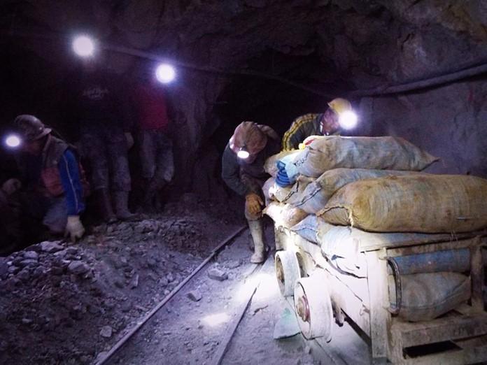 Patosi madenleri hakkında bilgiler.