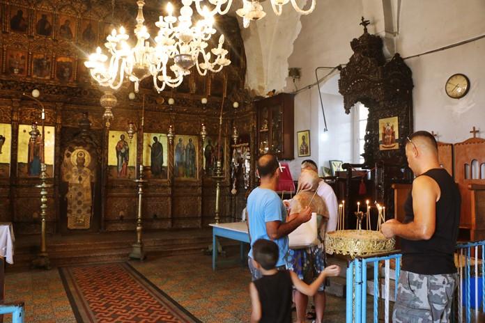 Apostolos Andreas Manastırı, Dipkarpaz