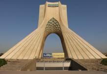 Tahran Gezilecek Yerler: Azadi Meydanı, Tahran