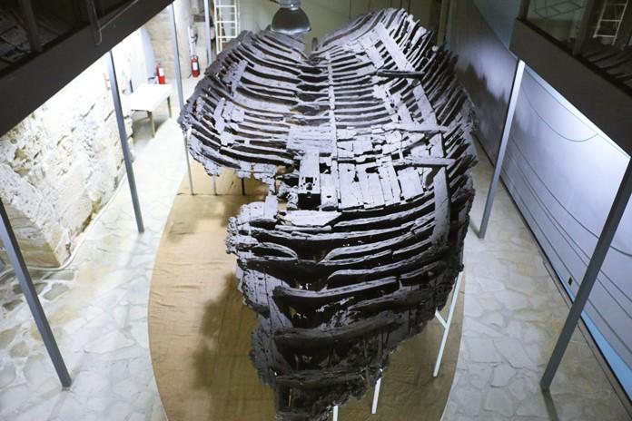 Batık Gemi Müzesi, Girne