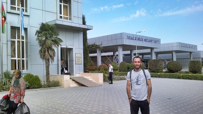 Bilehsuvar Sınır Kapısı, Azerbaycan