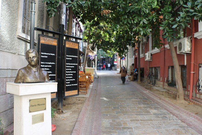 Dario Moreno Sokağı, İzmir