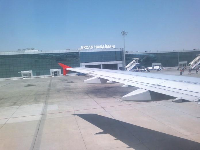 Ercan Havalimanı, Kuzey Kıbrıs