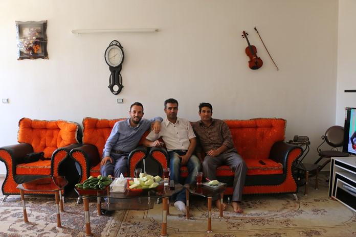 Heydar Beykızade'nin Evi, Meraga
