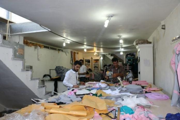 Heydar Beykızade Tekstil Atölyesi, İran