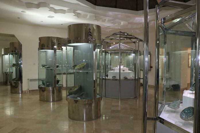 İlhanlı Devleti İhtisas Müzesi, Meraga