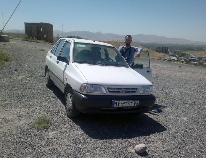 İran Arabası