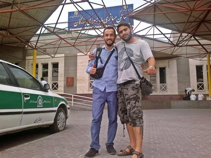 İran Gezi Hazırlıkları