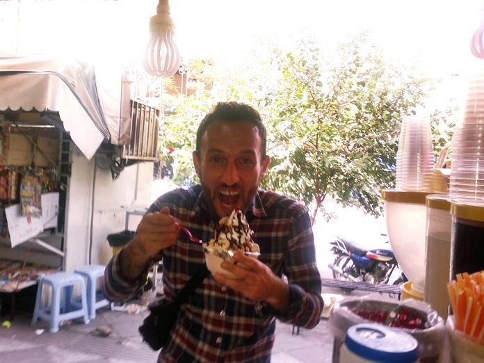 İran Macunu, İran Tatlısı