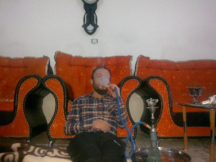 İran Nargilesi, Meraga