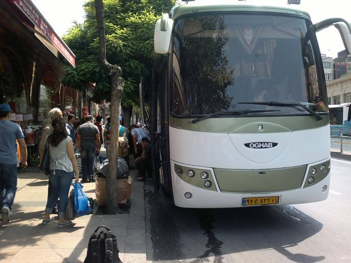 İran Otobüsleri