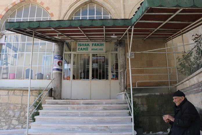 İshak Fakih Camii, Kütahya