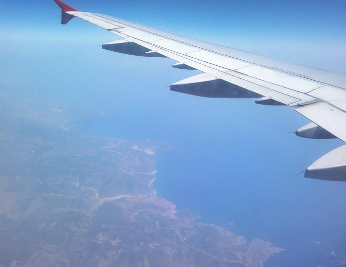 İstanbul-Girne Uçuşu
