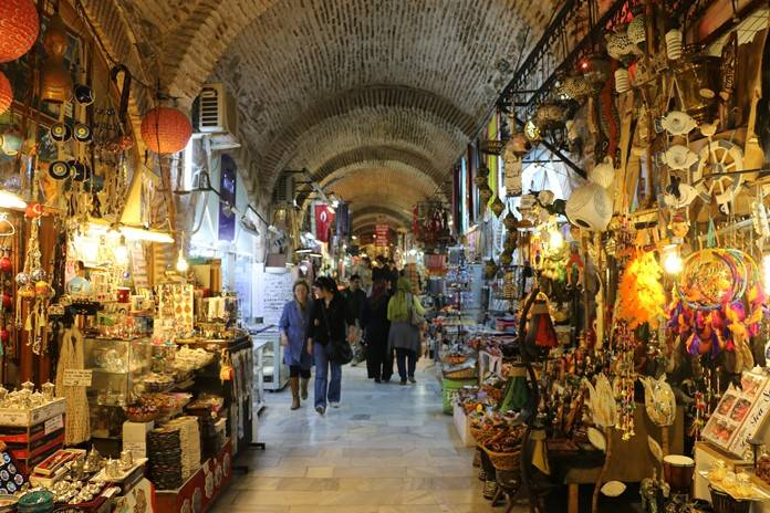 Kemeraltı Çarşısı, İzmir