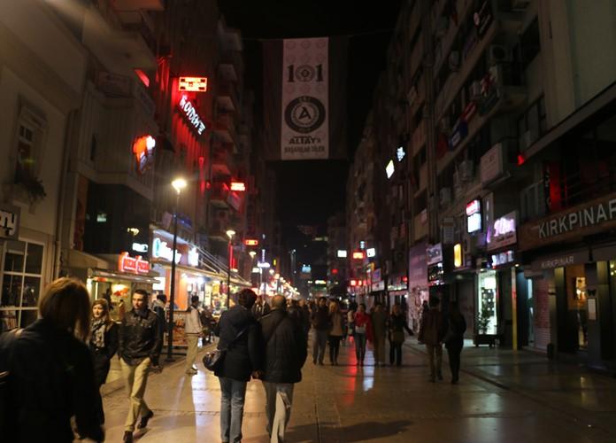 Kordon Caddesi, İzmir