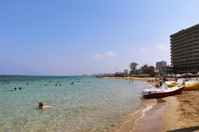 Maraş Bölgesi, Gazi Mağusa