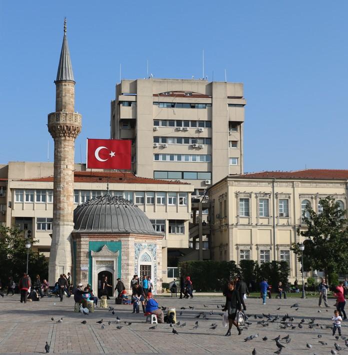 Konak Camii, İzmir