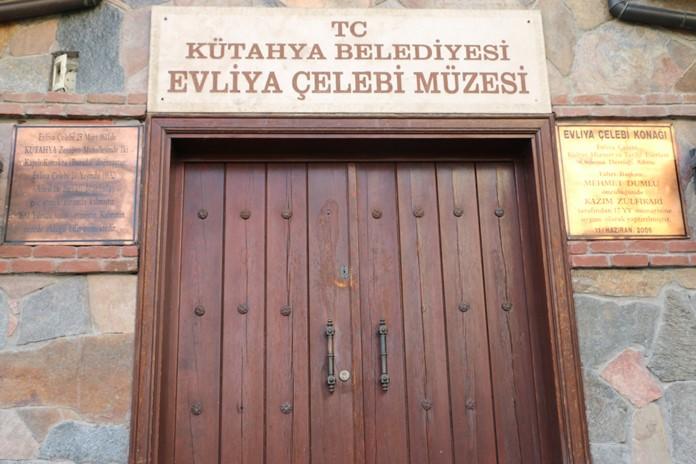 Evliya Çelebi Müzesi, Kütahya
