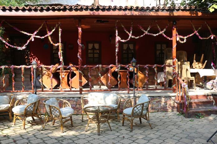 Kütahya Konağı Çay Bahçesi