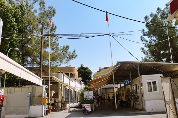 Kuzey Kıbrıs ve Güney Kıbrıs Sınır Kapısı, Lefkoşa