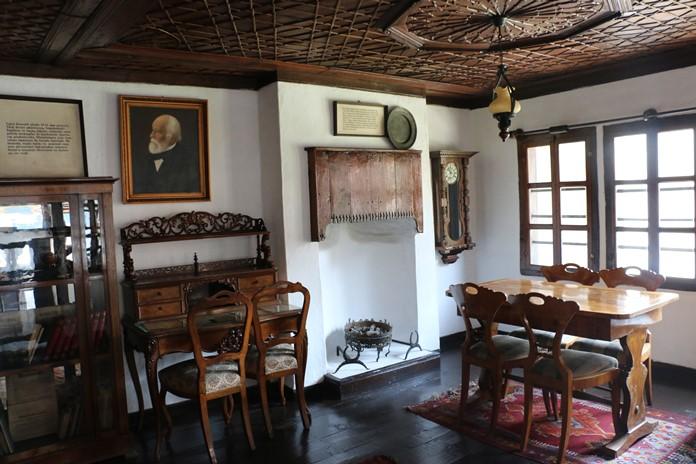 Anı Odası, Macar Evi