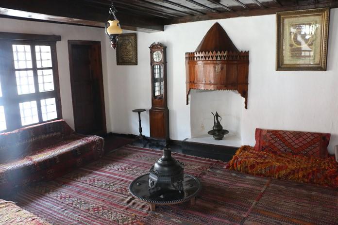 Selamlık Odası, Macar Evi