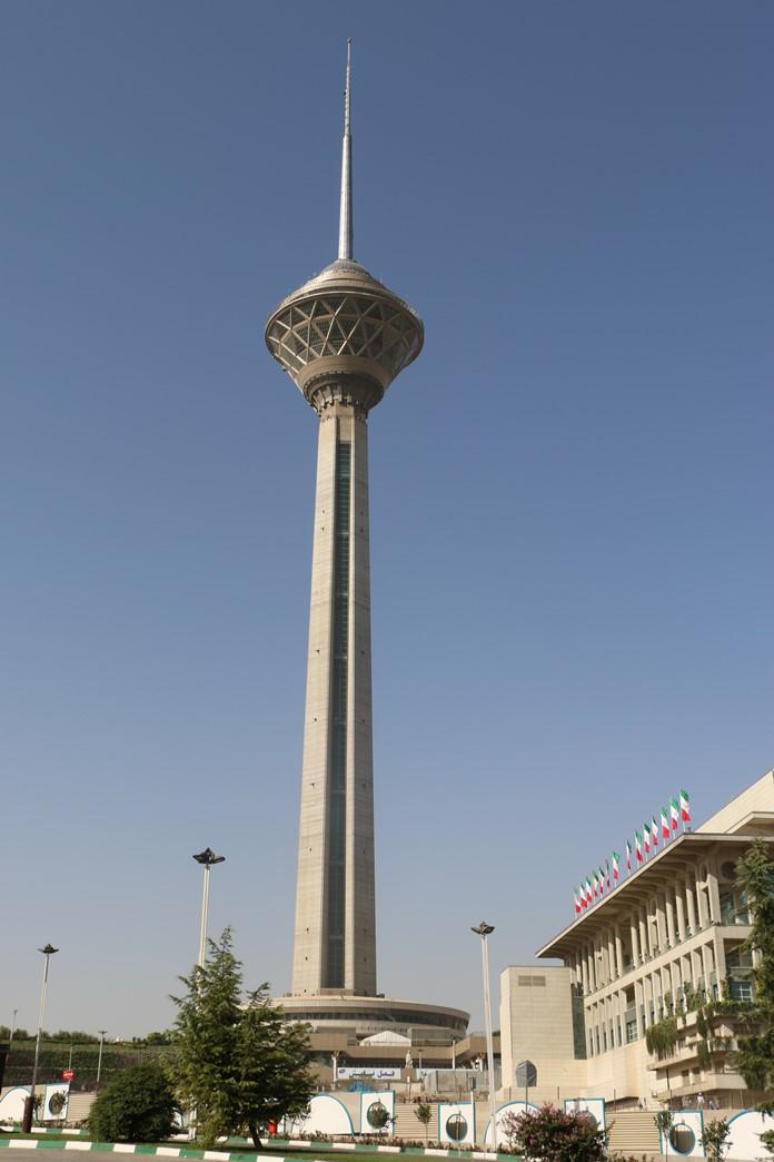 Milad Kulesi, Tahran
