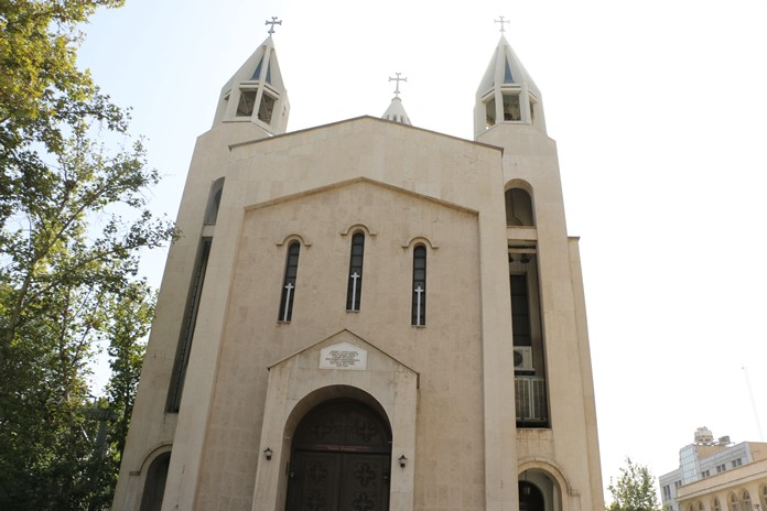 St. Sarkis Katedrali, Tahran