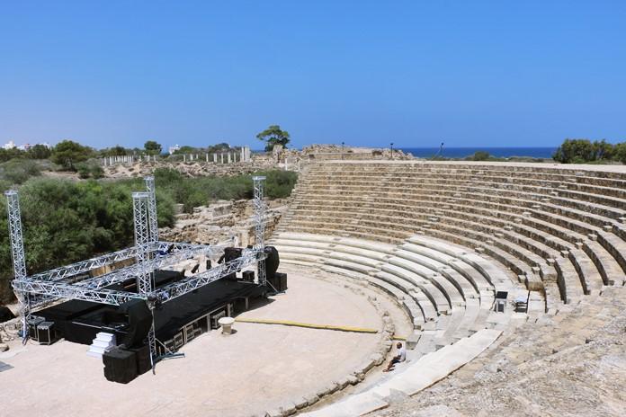 Salamis Antik Kent, Gazi Mağusa
