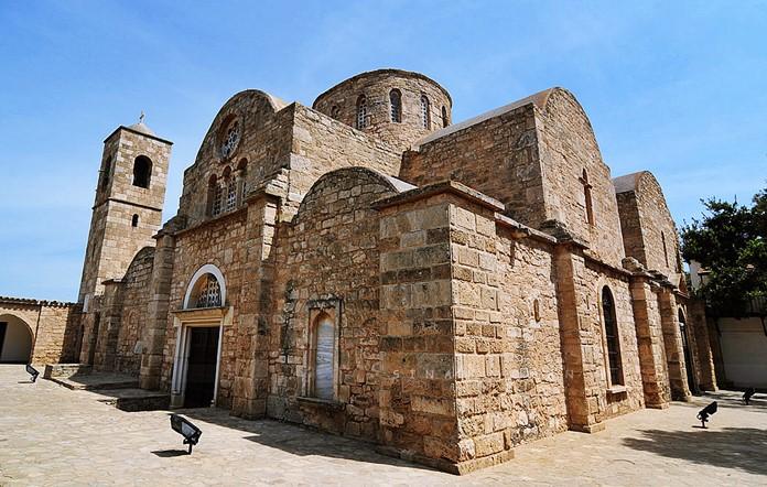 St. Barnabas Manastırı, Gazi Mağusa