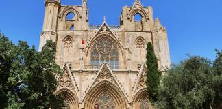 St. Nicholas Katedrali, Gazi Mağusa