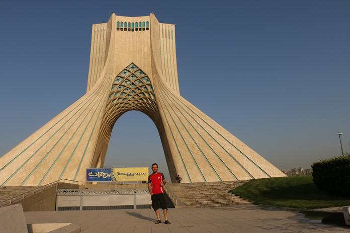 Azadi Meydanı, Tahran