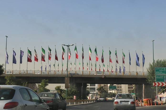 Tahran Trafiği