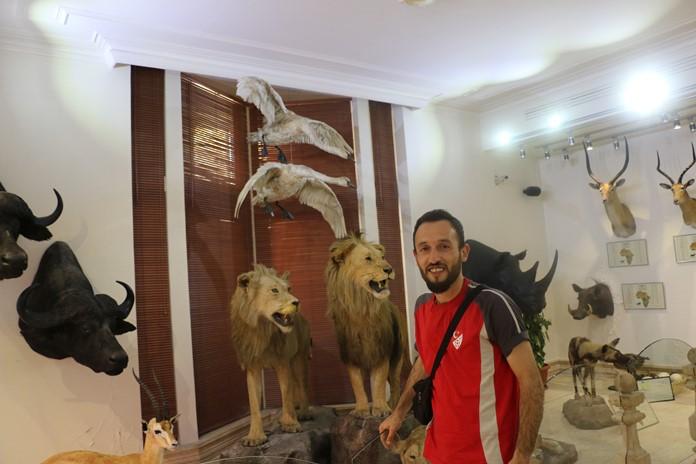 Doğal Yaban Hayatı Müzesi, Tahran