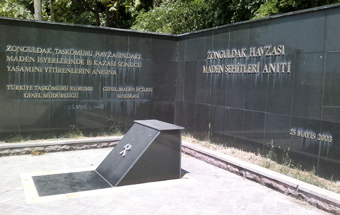 Maden Şehitleri Anıtı, Zonguldak