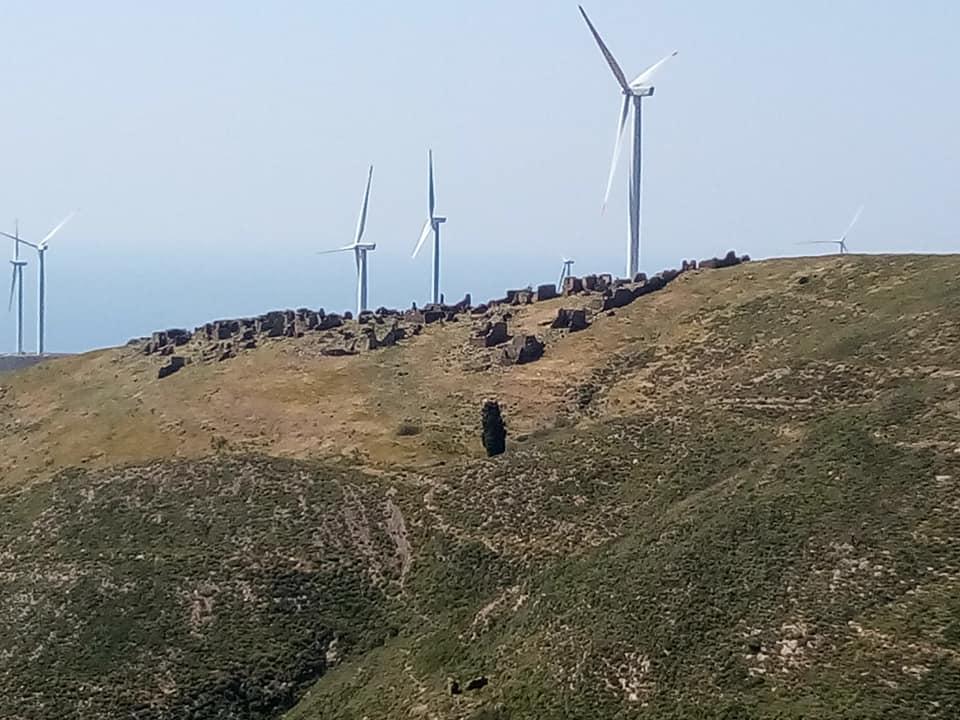 Sazak Köyü Yolu