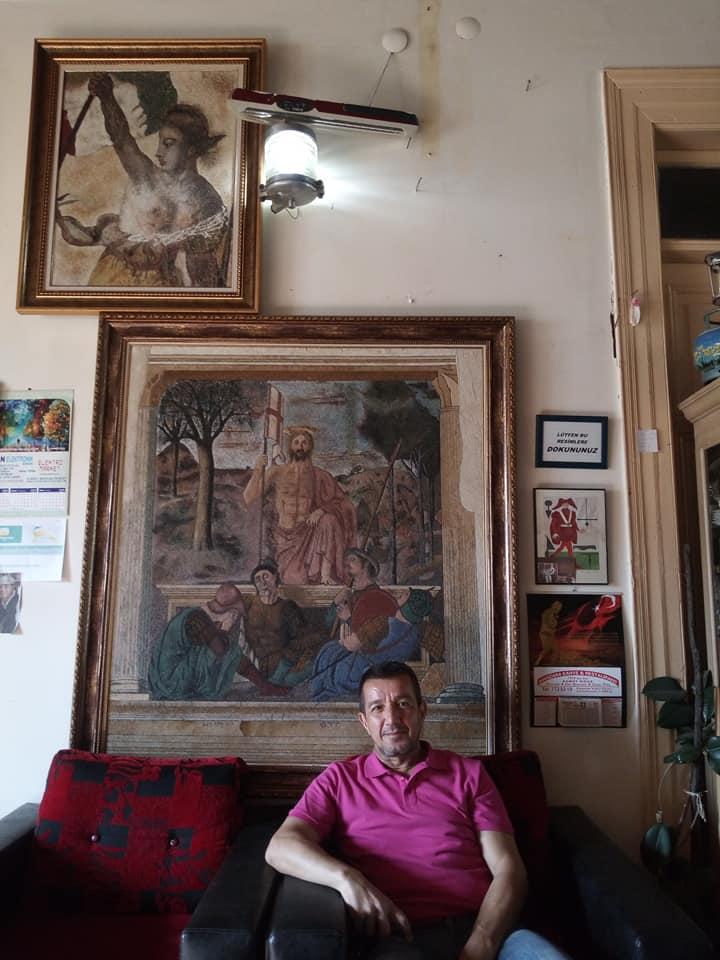 Sanat Evi, Barbaros Köyü