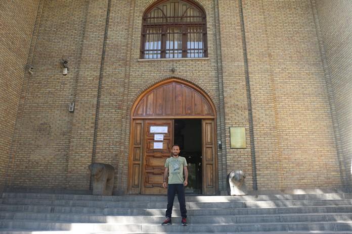 Azerbaijan Müzesi, Tebriz